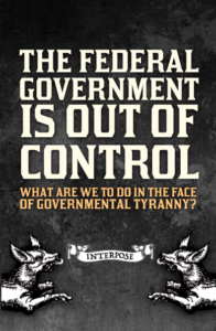 The Federal Government is Out of Control