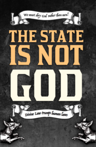 The State is Not God
