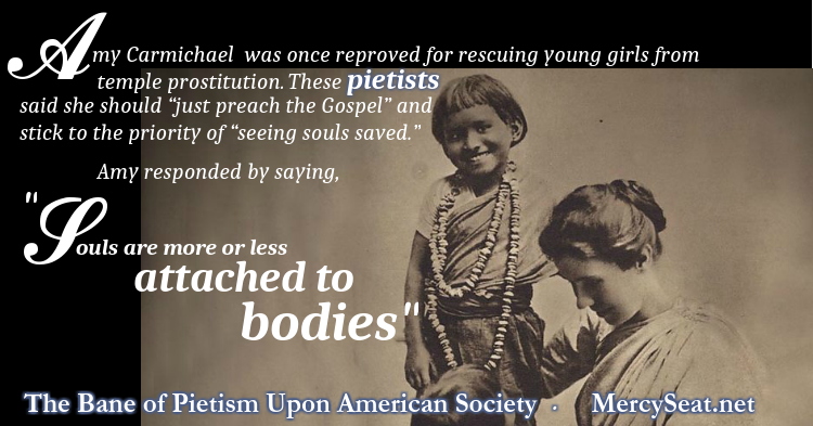 Der Fluch des Pietismus und die Ermordung der Vorgeborenen